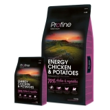 Profine Dog Energy Chicken & Potatoes 3 kg