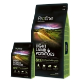 Profine Dog Light Lamb & Potatoes 15 kg